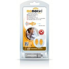 Nonoise - Bouchon protections auditives Voyage - 1 paire