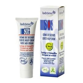 Fleurs de Bach Ladrôme - Rescue Pommade de Secours N°39 - Tube de 30 ml