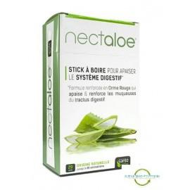 Nectaloe - Stick d'Aloe Vera à Boire - 20 sticks