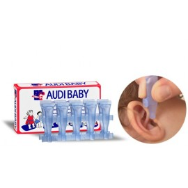 Audibaby - Solution Auriculaire - Boîte De 10 Dosettes De 1 Ml