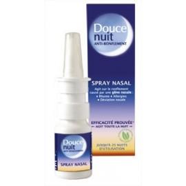 Douce nuit - Anti-ronflement Spray Nasal - Flacon de 10 ml