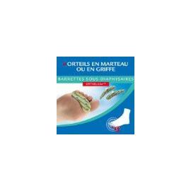Epitact - Barrettes Sous Diaphysaires Femme - 1 Paire
