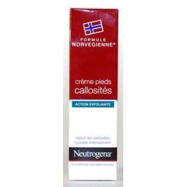 Neutrogena - Crème Pieds Très Secs Callosités - Tube De 50 Ml