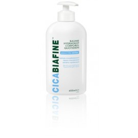 Cicabiafine - Baume hydratant corporel quotidien - Flacon Pompe 400 ml
