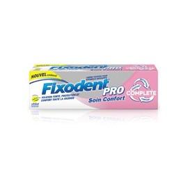 Fixodent Pro Grand Format - Crème Confort - Tube De 70.5 G
