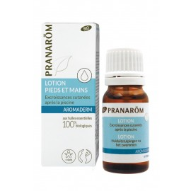 Aromaderm - Lotion pieds et mains - 10 ml