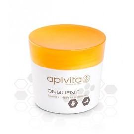 Apivita - Onguent Gras Pieds Tres Secs - 50 ml