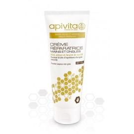 Apivita - Crème Réparatrice Mains et Ongles - Tube 60 ml