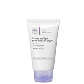 Unifarco Pharmacie Orléans - Crème anti-âge pour mains et ongles ACIDE HYALURONIQUE - 75 ml