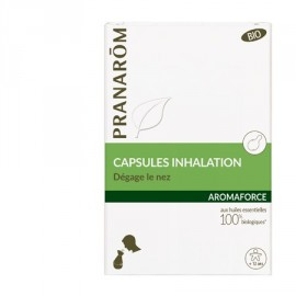 Pranarôm - Aromaforce Capsules inhalation - 15 Capsules