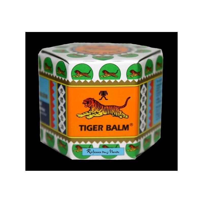Baume du Tigre de Chine Blanc - Baume de Massage