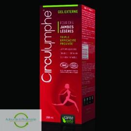 Santé Verte - Circulymphe Gel Externe - Jambes Lourdes - 150 ml
