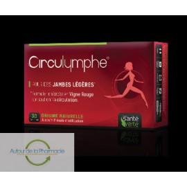 Santé Verte - Circulymphe Circulation et Jambes Lourdes - 30 cp