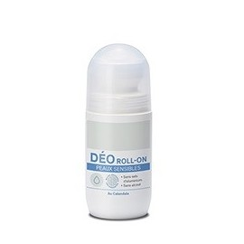Déo Roll-on Peaux Sensibles au Calendula - 50 mL