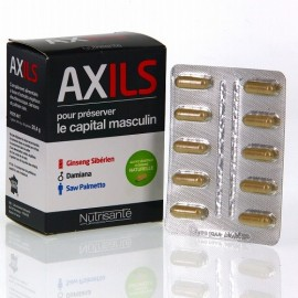 Axils - CAPITAL MASCULIN - 60 gélules