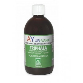 Ayur-Vana - Jus de Triphala Bio - Flacon 500 ml