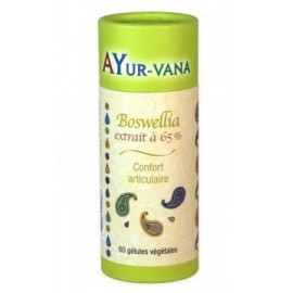Ayur-Vana - Boswellia Confort Articulaire - 60 gélules