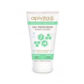 Apivita - Gel Fraîcheur Circulation - Tube de 150 ml