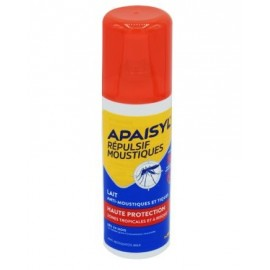 APAISYL - REPULSIF MOUSTIQUE HAUTE PROTECTION - 90ml