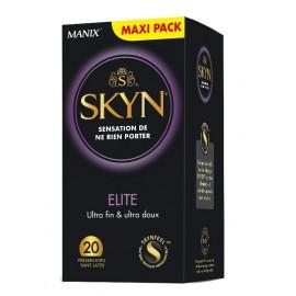 Manix - Skyn Elite Préservatifs - 20 préservatifs