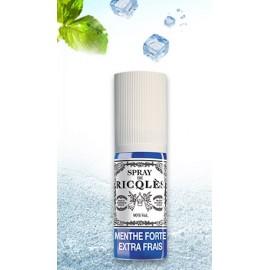 Ricqlès - Spray Buccal Mentholé Mauvaise Haleine - 15 ml