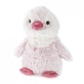 Soframar - Bouillotte Déhoussable - Cozy Peluches Pingouin