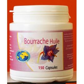 Prophar - Huile de Bourrache - 150 Capsules