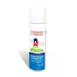 Clément-Thékan - Insecticide Habitat - Spray et Fogger - 200 ml