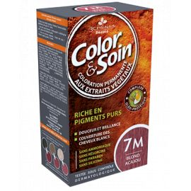 Color & Soin - Coloration 7M - Blond Acajou