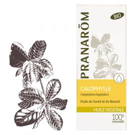 Pranarôm - Huile Végétale Bio Calophylle - 50 ml