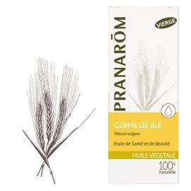 Pranarôm - Huile Végétale Vierge Germe de blé - 50 ml