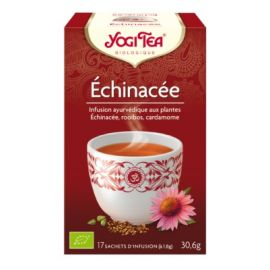 Offre de 6 lots d'infusion - Yogi Tea Choco - 6x17 sachets