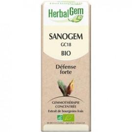 Herbalgem - BIO - Sanogem Complexe Défense Forte - 30 ml