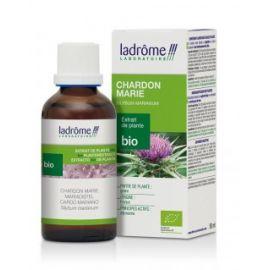 Ladrôme - Extrait De Plante Fraîche Biologique - Chardon Marie - 50 ML