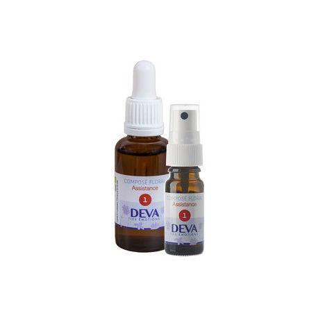 Deva - Fleurs de Bach Elixir - Aigremoine - 10 ml