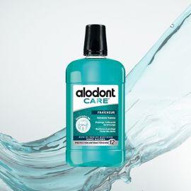 Alodont Care Fraicheur - Bain de bouche quotidien - 500 ml