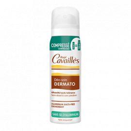 Rogé Cavaillès - Déo Soin Dermato Spray Compressé - 75 ml