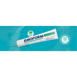 Emoform - Dents sensibles Au Fluor - 75 ml