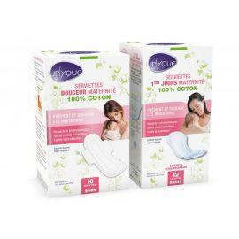 Unyque - Protection premiers jours maternité - Sachet 12