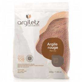 Argiletz - Argile Rouge Ultra Ventilée - 200 gr
