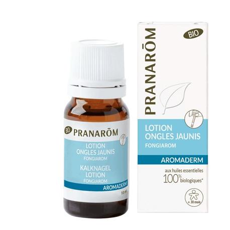 Pranarôm - Lotion Ongles Jaunis Fongiarom - 10 ml