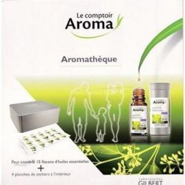Le Comptoir Aroma - Aromathèque Vide + Stickers