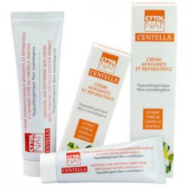 Cytolnat - Centella Crème Apaisante Réparatrice - Tube de 100 ml