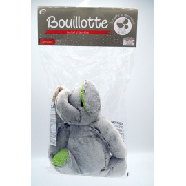 Cooper - Bouillotte Enfant Eléphant - Perles de Silice