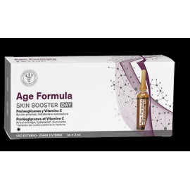 Age Formula Skin Booster DAY Jour - 30 flacons de 2 ml