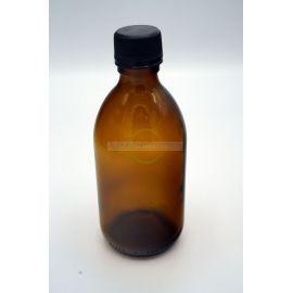 Flacon verre Brun pour préparation - 500 ml