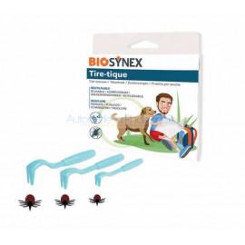 Biosynex - Tire-Tique Crochet - 3 Tailles