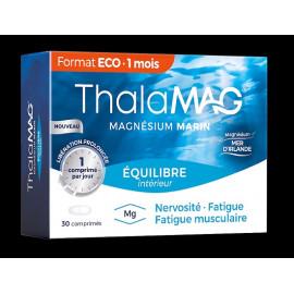 Thalamag Equilibre - Magnesium Marin - 30 gélules