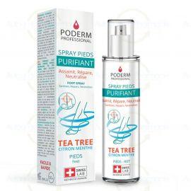 Poderm - Mycose pied Spray Purifiant - 50 ml