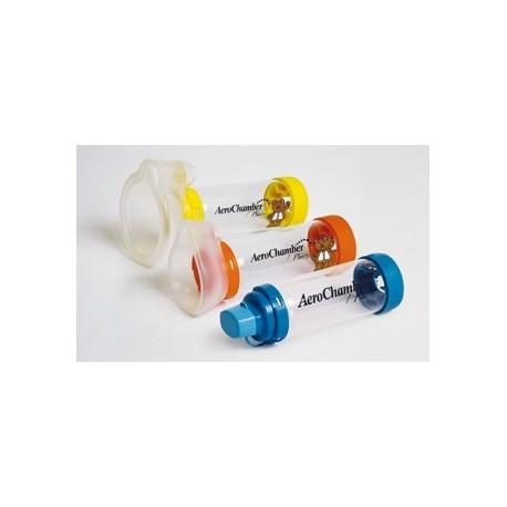 Aerochamber plus chambre d 39 inhalation pour aerosol for Chambre d inhalation
